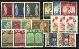 Portugal Nº 1014/31.  Año 1967/68 - 1910 - ... Repubblica