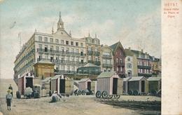 CPA - Belgique - Heist - Heyst - Grand Hôtel Du Phare Et Digue - Heist
