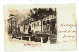 CPA - Carte Postale - Belgique-Hastière Hotel Brouet En 1902  -VM5325 - Hastière