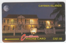 Cayman Islands GPT Phonecard (Fine Used) Code 6CCIC - Kaimaninseln (Cayman I.)