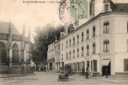 LA FERTE BERNARD ( 72 ) - Hotel Saint Jean - La Ferte Bernard