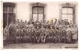 BELFORT  LE 6 NOVEMBRE 1939   CHASSEURS ALPINS ? - Guerre, Militaire