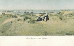 CPA - Belgique - Heist - Heyst - Les Dunes - Heist
