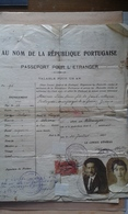 Portugal -  Document Ancien - Documents Historiques