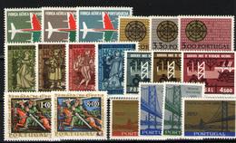 Portugal Nº 974/92.  Año 1965/6 - 1910 - ... Repubblica