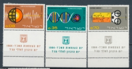 Israël/Israel/Israele 1964 Mi: 301-303 Yt: 251-253 (PF/MNH/Neuf Sans Ch/nuovo Senza C./**)(4621) - Ongebruikt (met Tabs)