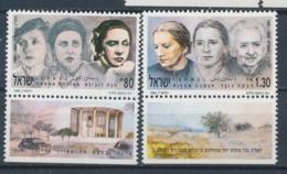 Israël/Israel/Israele 1992 Mi: 1212-1213 Yt: 1156-1157 (PF/MNH/Neuf Sans Ch/nuovo Senza C./**)(4623) - Israël