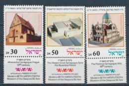 Israël/Israel/Israele 1987 Mi: 1070-1072 Yt: 1013-1015 (PF/MNH/Neuf Sans Ch/nuovo Senza C./**)(4624) - Ongebruikt (met Tabs)