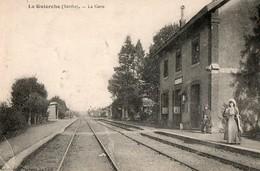 LA GUIERCHE ( 72 ) - La Gare - France