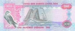 U.A.E. P. NEW 100 D 2018 UNC - United Arab Emirates