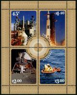 2019-06- TOKELAU -  SPACE APOLLO 11    BF    1V    MNH** - Space