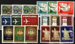Portugal Nº 626/43.  Año 1963/4 - 1910 - ... Repubblica