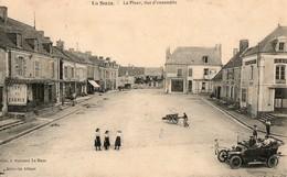 LA SUZE ( 72 ) - La Place - La Suze Sur Sarthe