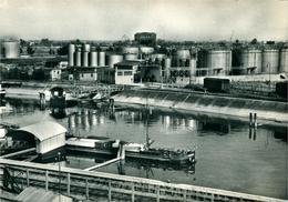 STRASBOURG Port Autonome  Bassin Aux Pétroles  Photo Véritable (en Hauteur) Sato - Strasbourg