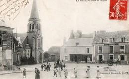 LA SUZE ( 72 ) -  Place De L' église - La Suze Sur Sarthe