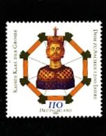 GERMANY/DEUTSCHLAND - 2000  AACHEN  MINT NH - [7] Repubblica Federale