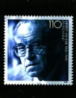 GERMANY/DEUTSCHLAND - 2000  H. WEHNER  MINT NH - [7] Repubblica Federale