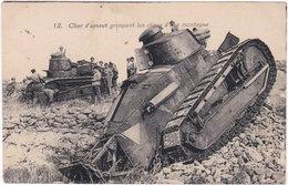 Char D'assaut Grimpant Les Cimes D'une Montagne. 12 - Militaria
