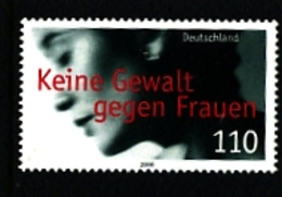 GERMANY/DEUTSCHLAND - 2000  WOMEN  MINT NH - [7] Repubblica Federale
