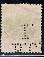ITALIE 729 // YVERT 67 (PERFORÉ/PERFIN: B.C.I.) // 1901 - 1878-00 Humbert I