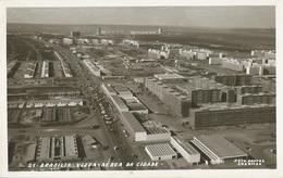 Brasil, Brasília. Vista Aérea Da Cidade. Foto Postal Colombo, N.21 - Brasilia