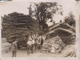 817 YEAR OLD FIRM BASKET MAKERS  NORTH WALSHAM NORFOLK BRITISH ISLES 20*15CM Fonds Victor FORBIN 1864-1947 - Profesiones