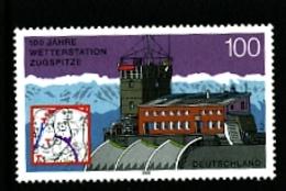GERMANY/DEUTSCHLAND - 2000  METEOROGICAL  MINT NH - [7] Repubblica Federale