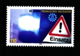 GERMANY/DEUTSCHLAND - 2000  RESCUE  MINT NH - [7] Repubblica Federale