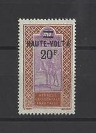 HAUTE-VOLTA.  YT  N° 40  Neuf *  1927 - Ungebraucht