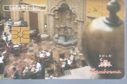 LADATEL 50 -  SANBORNS  - Puce  GEM - MEXIQUE - Mexique