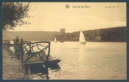 GENVAL Les EAUX Le Lac Voiliers - Rixensart