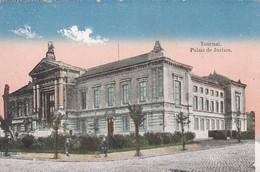 CPA Tournai - Palais De Justice - Feldpost Fussartill. Bataillon 56 - 1917  (42890) - Tournai