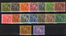 Portugal Nº 774/88. Año 1953/6 - 1910-... República