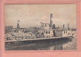 OLD POSTCARD ITALY - ITALIA -      DESENZANO - PORTO - SHIPPING - Brescia