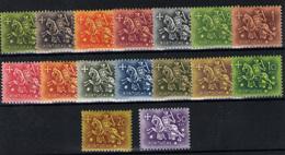 Portugal Nº 774/88. Año 1953/6 - 1910-... Republic