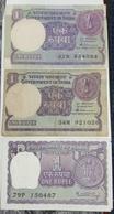 India Inde Circulated .3 ...Notes - India