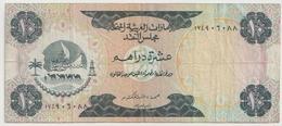 U.A.E. P.  3a 10 D 1973 G - United Arab Emirates