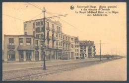 RAVERSYDE PLAGE Le Royal Midland Hotel à Dix Minutes D'Ostende Oostende - Oostende