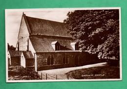 England Rutland Oakham Castle ( Format 8,7cm X 13,7cm ) - Rutland