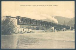04 DIGNE Viaduc Du Chemin De Fer - Digne