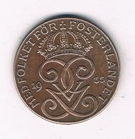 2 ORE 1935 ZWEDEN /5967/ - Suède