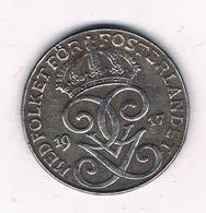 2 ORE 1917 ZWEDEN /5968/ - Schweden