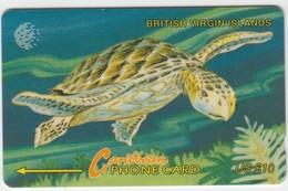 Virgin Islands GPT Phonecard (Fine Used) Code 19CBVD - Vierges (îles)