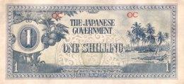 Oceania 1 Shilling, P-2 (1942) - UNC - Banknoten