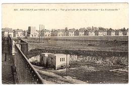 """BRETIGNY SUR ORGE (91) - Vue Générale De La Cité Ouvrière """" La Fraternelle"""" - Bretigny Sur Orge"""