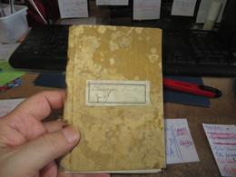 OUVRIERS BOULANGERS FRANCAIS DE NEW-YORK Livret De Secours Mutuels(lot 117) - Historical Documents