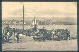 GE GENEVE Port De Commerce - GE Ginevra