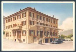 VS Valais LEUK SUSTEN Hotel Café Restaurant - VS Wallis