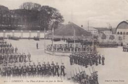 LORIENT (56) Revue Militaire . Défilé De La Marine . Kiosque - Lorient