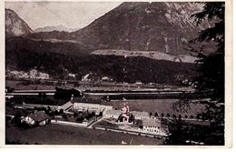 Landeslehranstalt Rotholz - Gesamtansicht 1921 - Jenbach